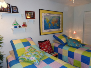 Guest Bedroom for Family or Friends